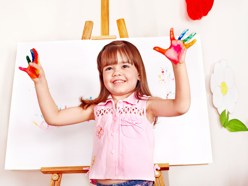Berryhill Child Care - Terrific Twos