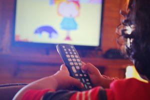 Berryhill Child Care - Children and TV article